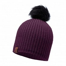 Шапка BUFF KNITTED HAT ADALWOLF BLACKBERRY