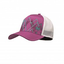 Кепка BUFF TRUCKER TECH CAP SOLID VIOLET S/M