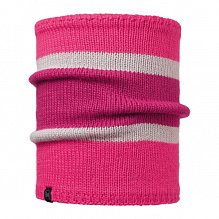 Шарф BUFF SKI CHIC COLLECTION KNITTED NECKWARMER COMFORT BUFF NAVAR PINK CERISE