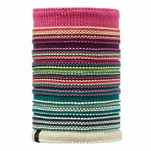 Шарф BUFF SKI CHIC COLLECTION KNITTED & POLAR NECKWARMER BUFF NEPER MAGENTA/OD