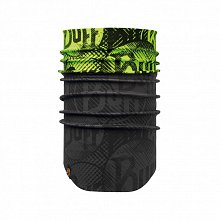 Шарф BUFF WINDPROOF WINDPROOF NECKWARMER BUFF NEW LOG US YELLOW FLUOR