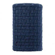 Шарф BUFF LEISURE COLLECTION KNITTED & POLAR NECKWARMER BUFF AIRON BLUE