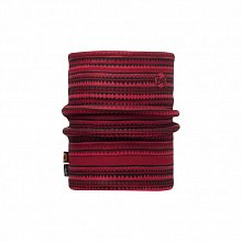 Шарф BUFF REVERSIBLE POLAR NECKWARMER BUFF PICUS RED / RED