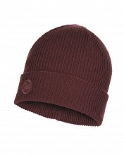 Шапка BUFF KNITTED HAT EDSEL DEEP GRAPE