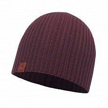 Шапка BUFF KNITTED HAT HAAN BLACKBERRY