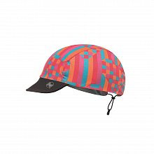 Кепка BUFF CAP CHILD ICY PINK / MULTI