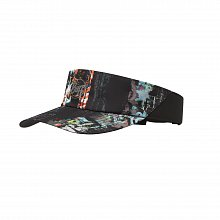 Кепка BUFF VISOR R-GRAFFITI BLACK
