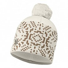 Шапка BUFF SKI CHIC COLLECTION KNITTED & POLAR HAT BUFF WHISTLER CRU