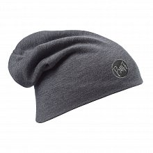 Шапка BUFF THERMAL SOLID GREY/OD