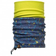 Шарф BUFF NECKWARMER BUFF Pro DESSANETCH LIME