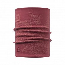 Бандана BUFF HEAVYWEIGHT MERINO WOOL NECKWARMER SHAMY TIBETAN RED