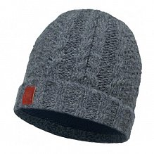 Шапка BUFF LEISURE COLLECTION KNITTED & POLAR HAT BUFF AMBY SEAPORT BLUE
