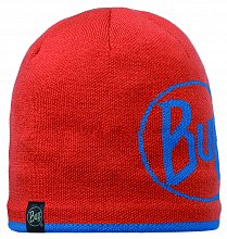 Шапка BUFF KNITTED HATS BUFF LOGO ORANGE
