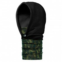 Капюшон BUFF KIDS HOODIE BUFF GREEN HUNT\BLACK POLARTEC