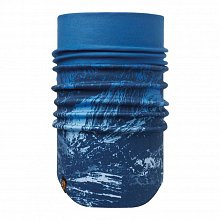 Шарф BUFF WINDPROOF NECKWARMER BUFF MOUNTAIN BITS BLUE-BLUE-Standard/OD