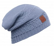 Шапка BUFF KNITTED HATS BUFF HOB DUSTY BLUE