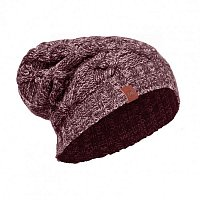 Шапка BUFF KNITTED HAT NUBA HEATHER ROSE