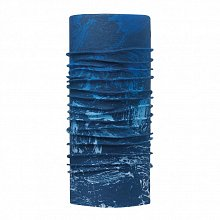 Бандана BUFF Original Buff MOUNTAIN BITS BLUE-BLUE-Standard/OD