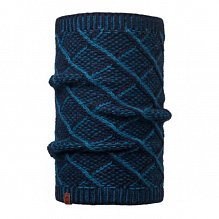 Бандана BUFF LEISURE COLLECTION COLLAR BUFF PLAID MEDIEVAL BLUE