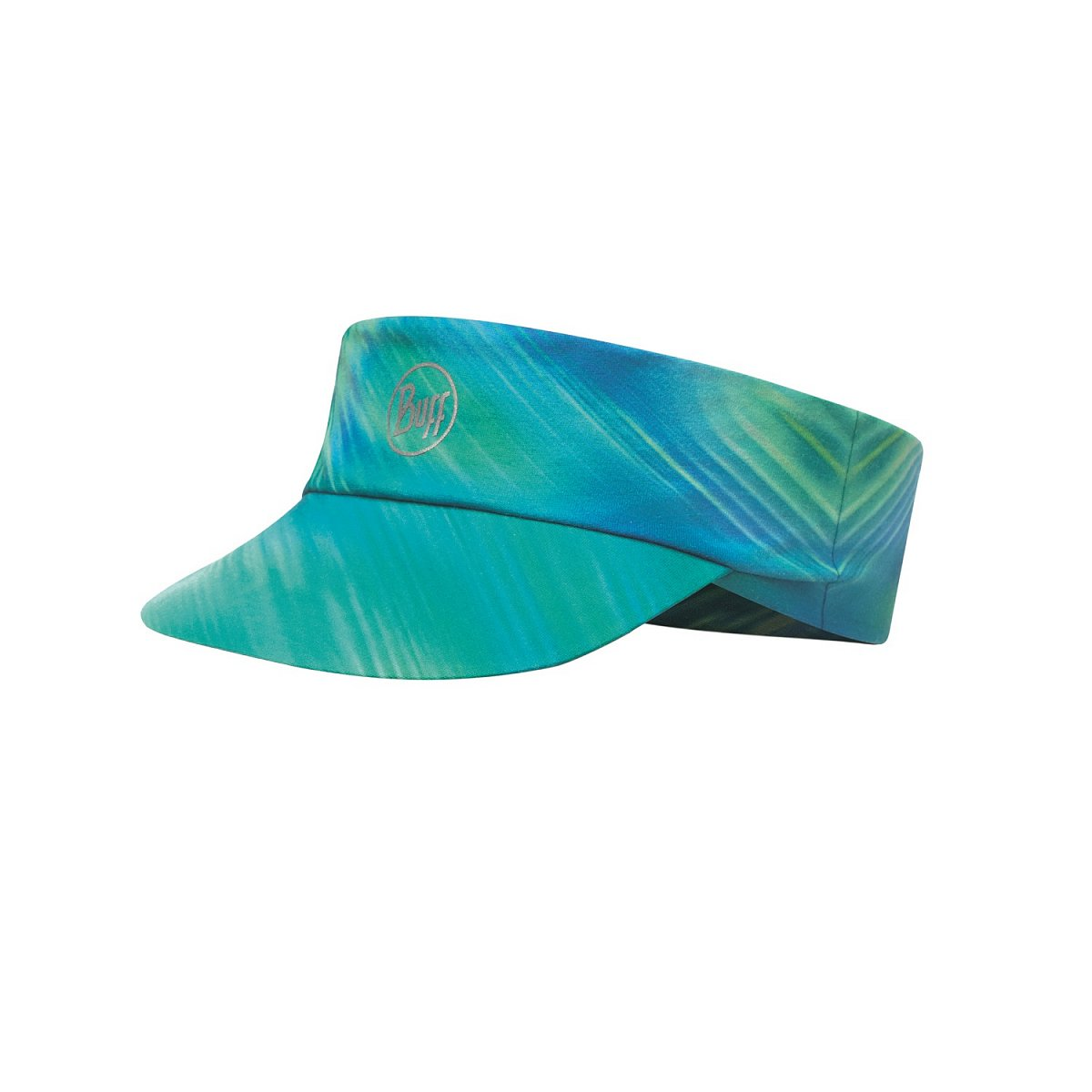 Кепка BUFF PACK RUN VISOR R-SHINING TURQUOISE