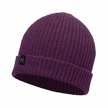 Шапка BUFF KNITTED HAT BASIC BLACKBERRY
